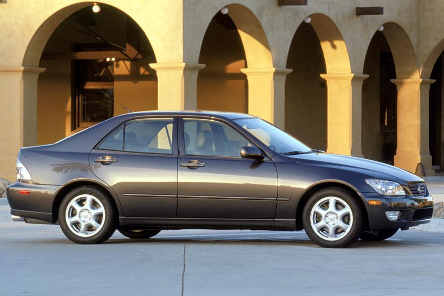 2002 Lexus IS 300 Photo 3 of 8