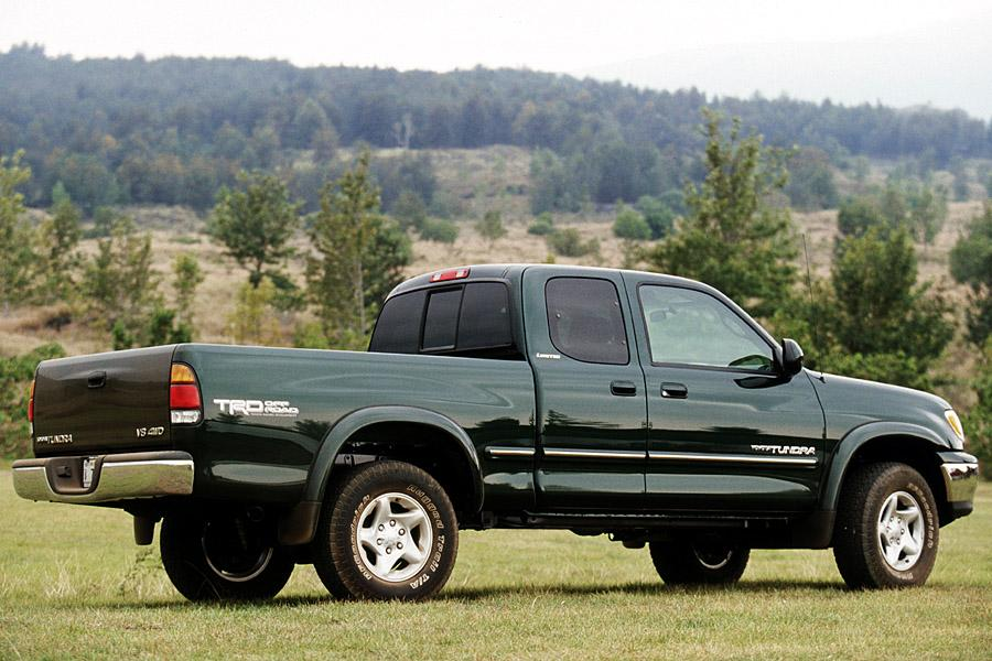 2002 toyota tundra overview. Black Bedroom Furniture Sets. Home Design Ideas