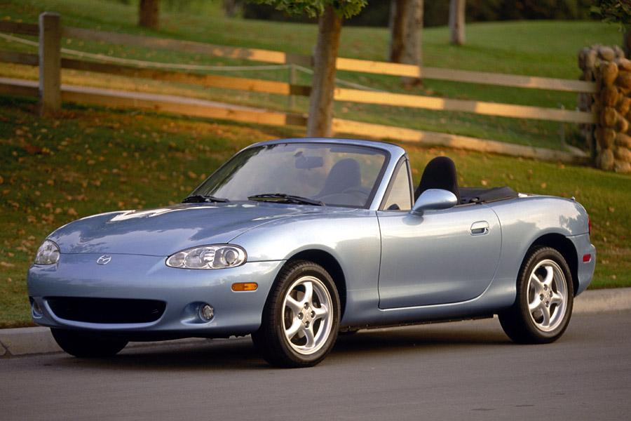 2002 mazda mx 5 miata overview. Black Bedroom Furniture Sets. Home Design Ideas