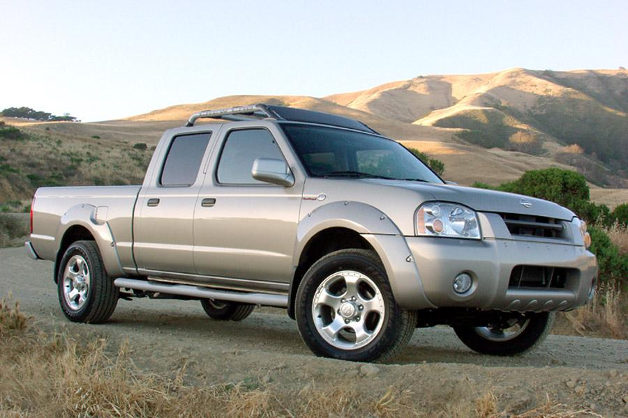 2002 Nissan Frontier Photo 1 of 13