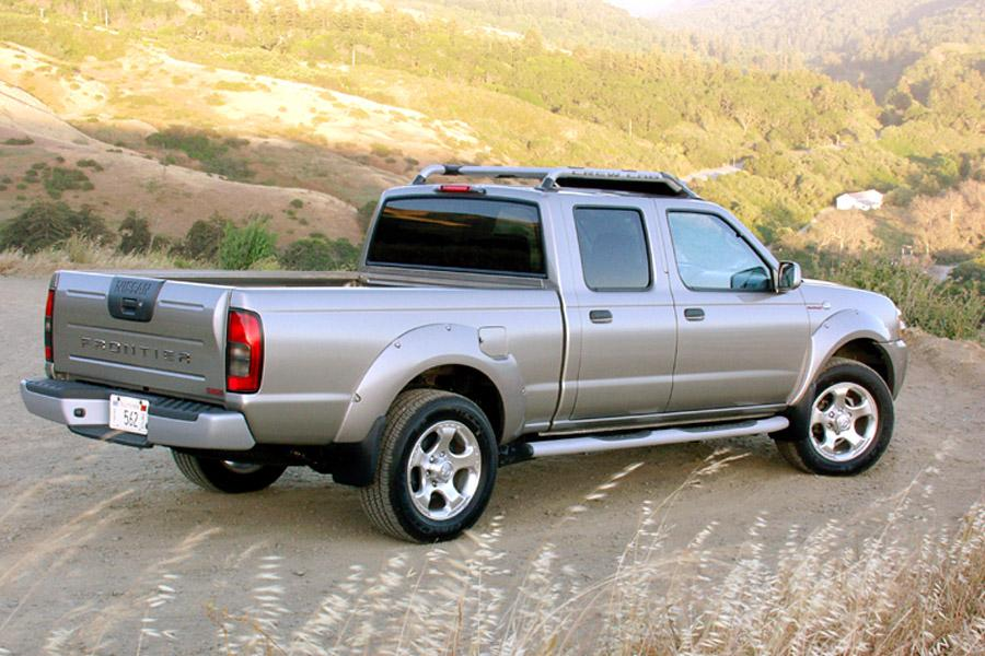 2002 Nissan Frontier Photo 3 of 13