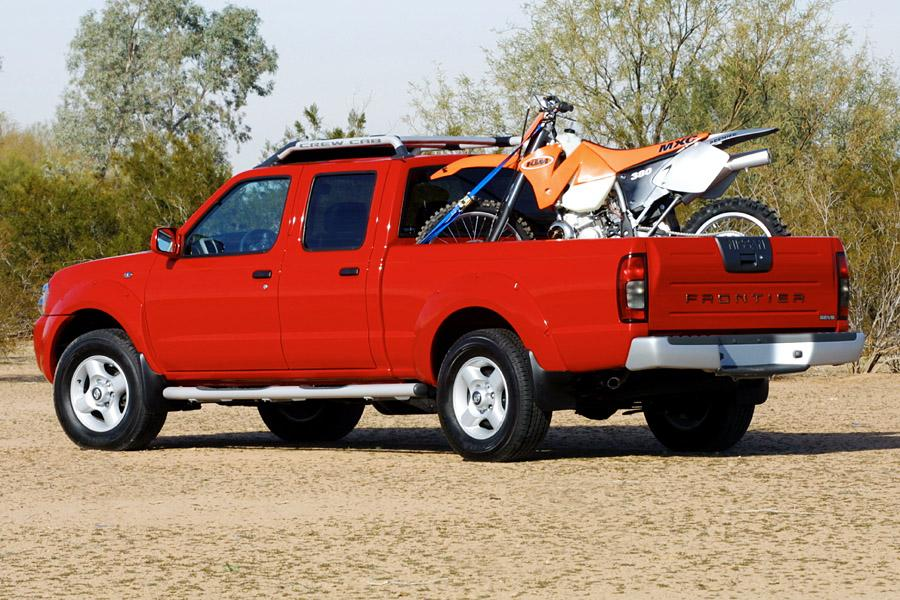 2002 Nissan Frontier Photo 6 of 13