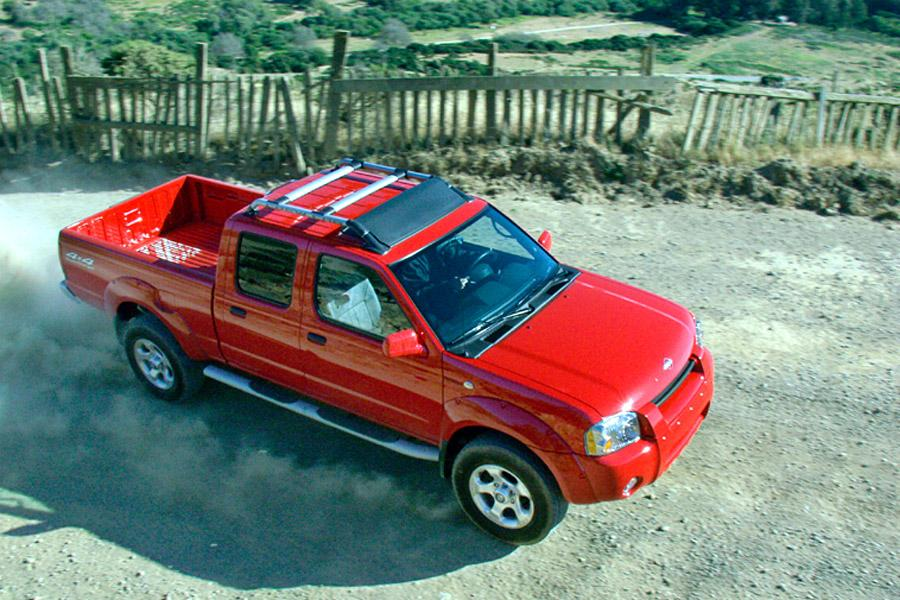 2002 Nissan Frontier Photo 4 of 13