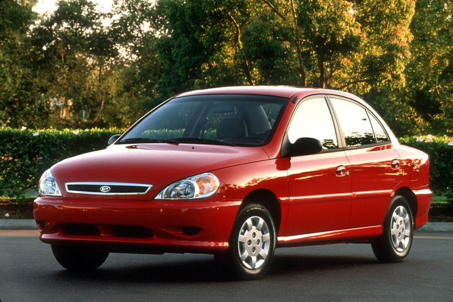 2002 Kia Rio Photo 4 of 6