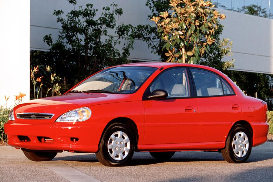 2002 Kia Rio Photo 3 of 6