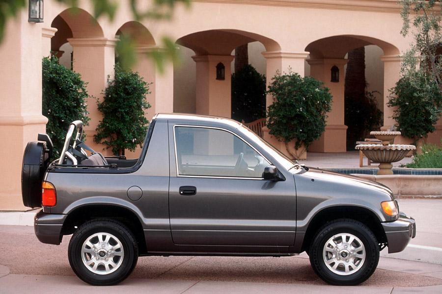 2002 Kia Sportage Reviews, Specs And Prices
