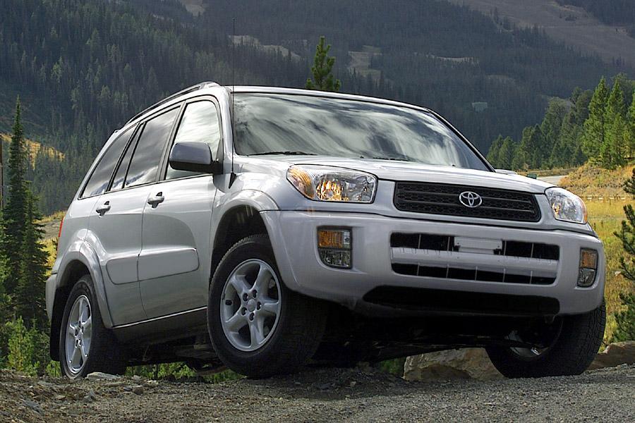 2002 Toyota RAV4 Photo 4 of 5