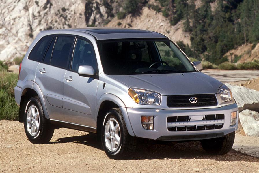 2002 Toyota RAV4 Photo 3 of 5