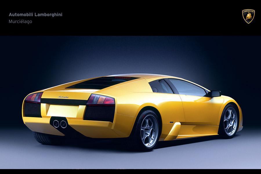 2002 Lamborghini Murcielago Photo 4 of 8