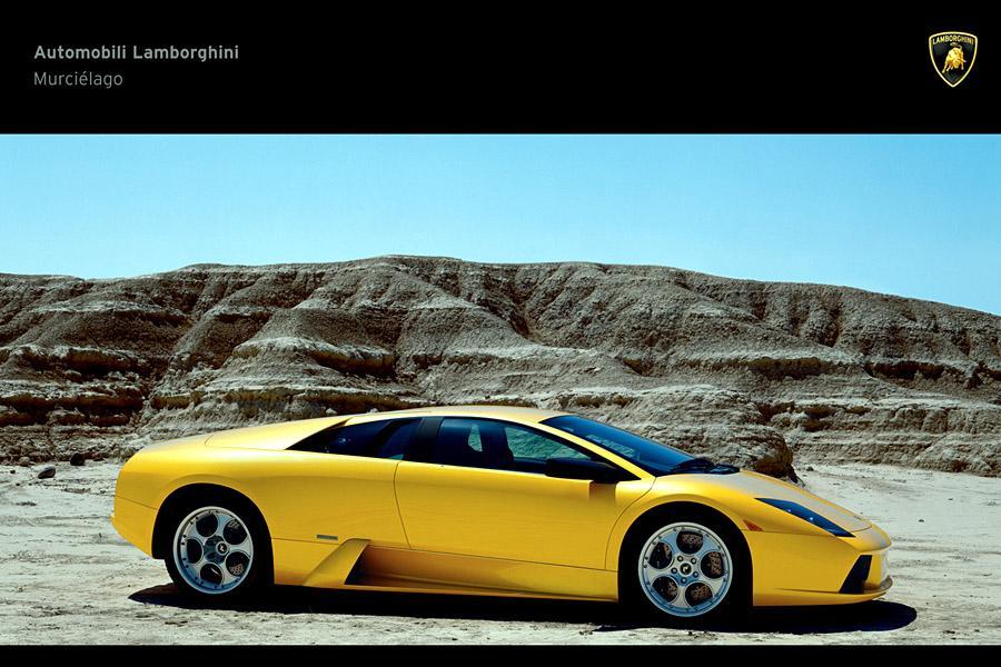 2002 Lamborghini Murcielago Photo 2 of 8