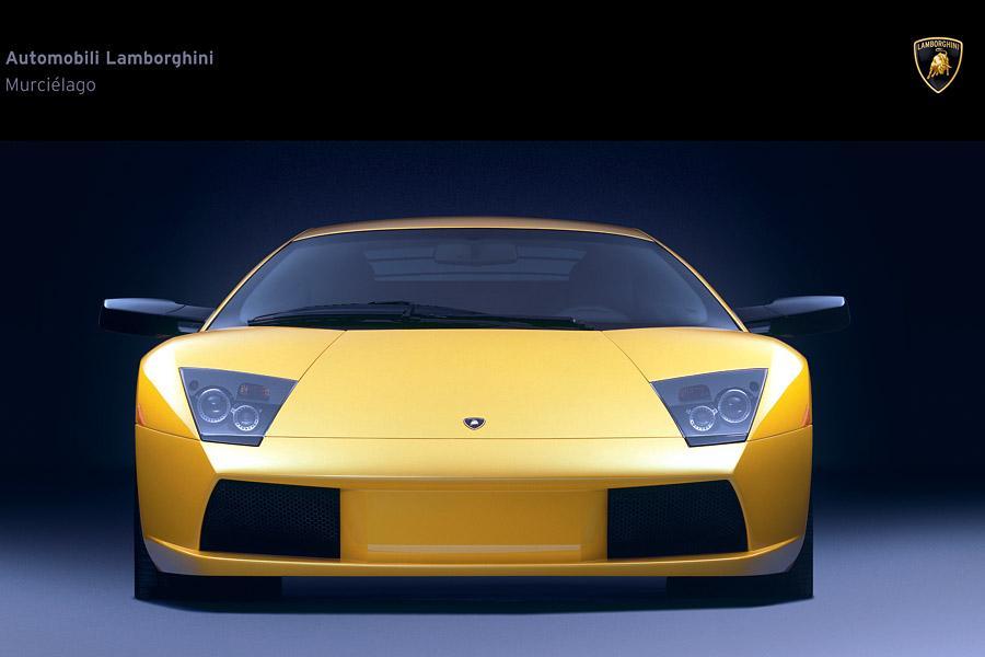 2002 Lamborghini Murcielago Photo 5 of 8