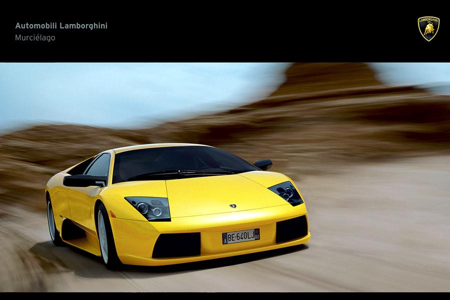 2002 Lamborghini Murcielago Photo 3 of 8