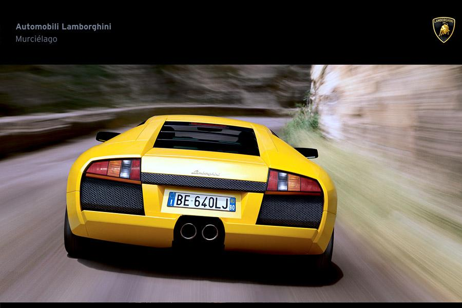 2002 Lamborghini Murcielago Photo 6 of 8