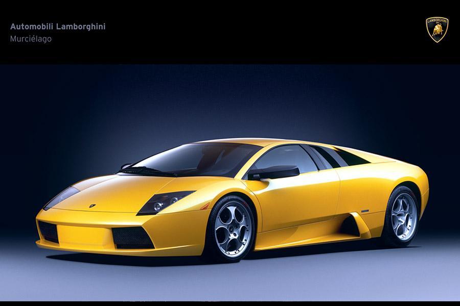 2002 Lamborghini Murcielago Photo 1 of 8