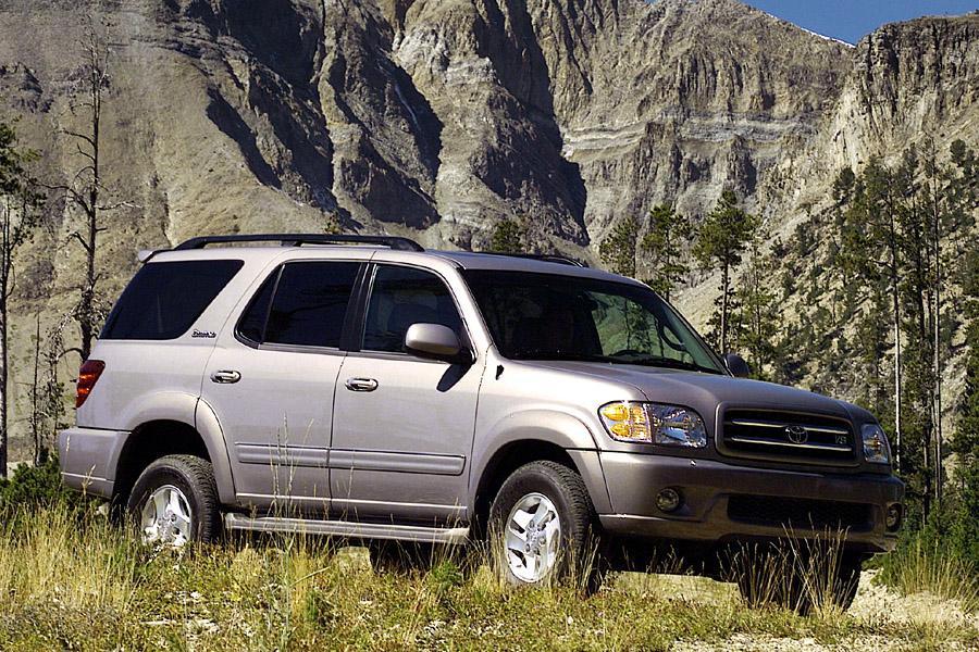 2002 Toyota Sequoia Overview Cars Com