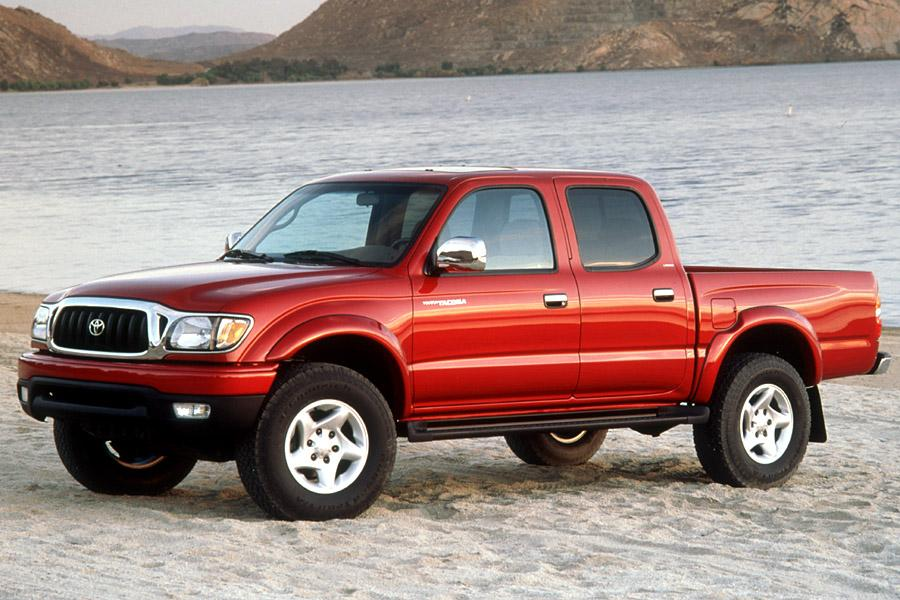 2002 Toyota Tacoma Photo 3 of 11