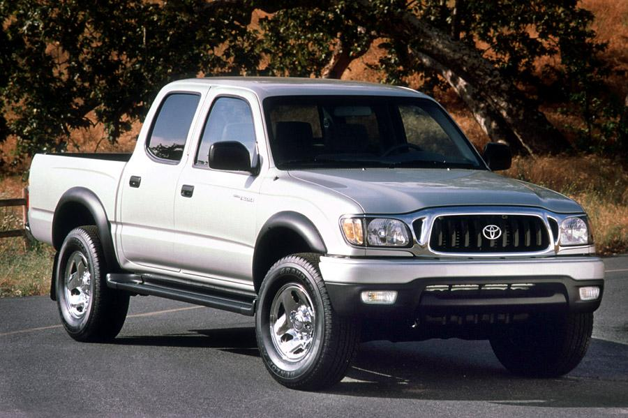 2002 Toyota Tacoma Photo 1 of 11