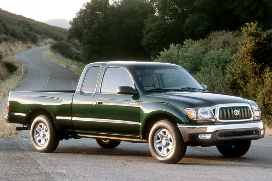 2002 Toyota Tacoma Photo 4 of 11
