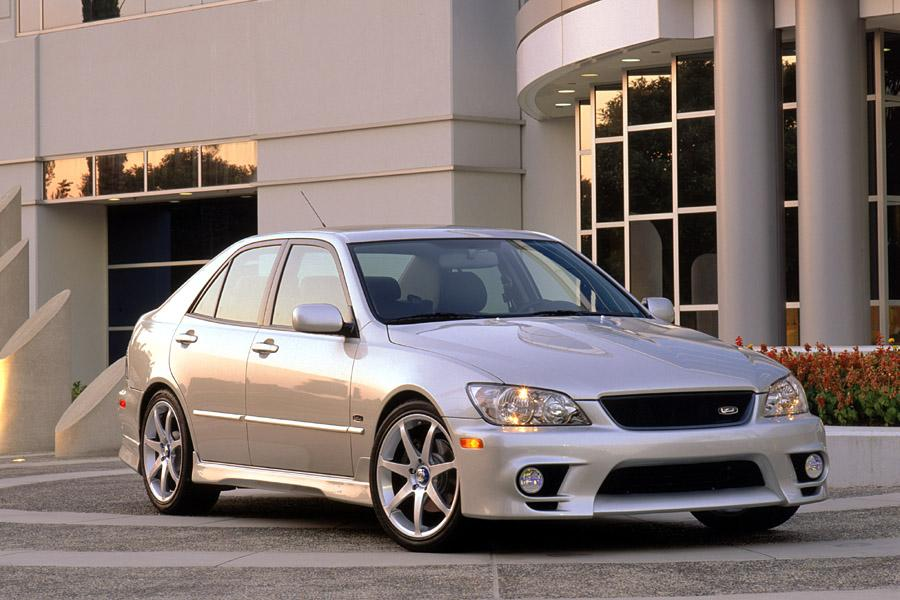 2002 Lexus IS 300 Photo 6 of 8