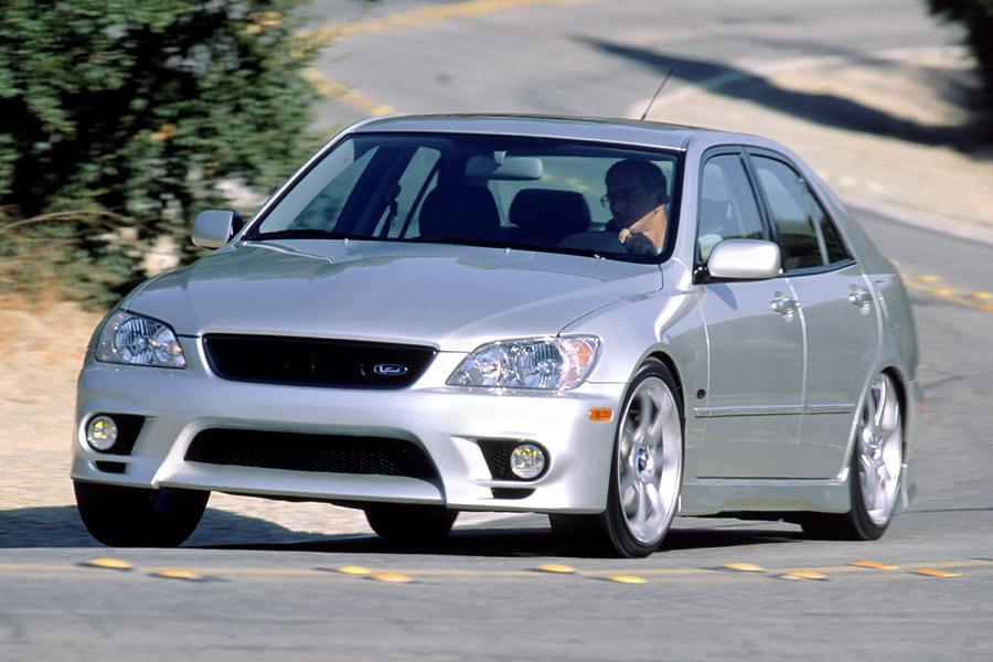 2002 Lexus IS 300 Photo 5 of 8