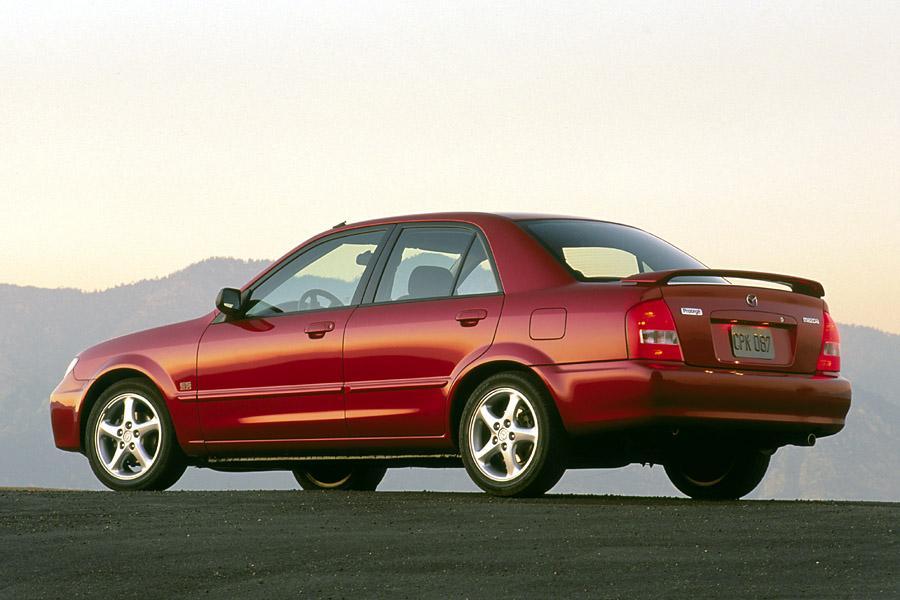 2002 Mazda Protege Photo 1 of 3
