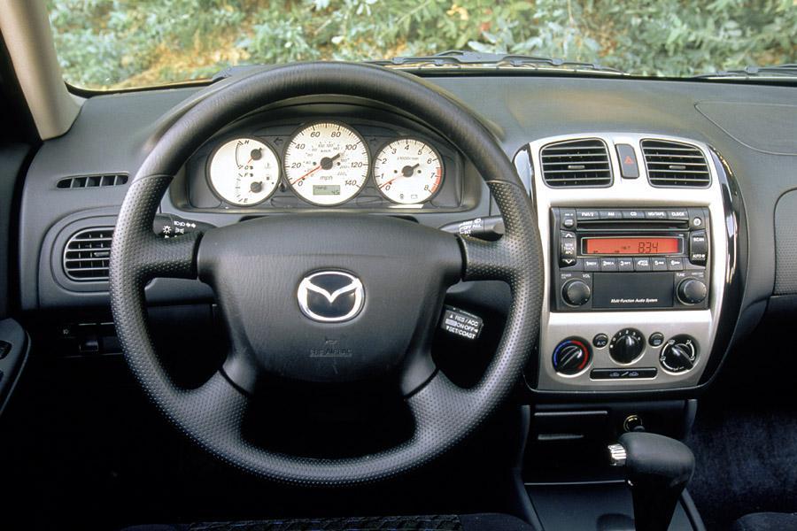 2002 Mazda Protege Photo 3 of 3