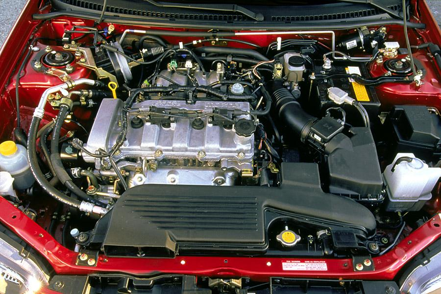2002 Mazda Protege Photo 2 of 3