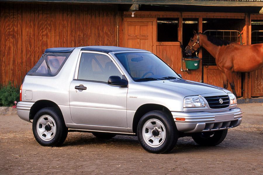 2002 Suzuki Vitara Photo 1 of 5