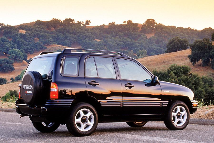 2002 Suzuki Vitara Photo 3 of 5