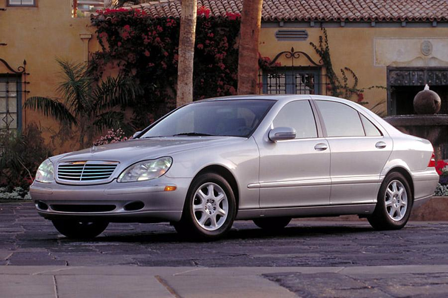 2002 mercedes benz s class overview. Black Bedroom Furniture Sets. Home Design Ideas
