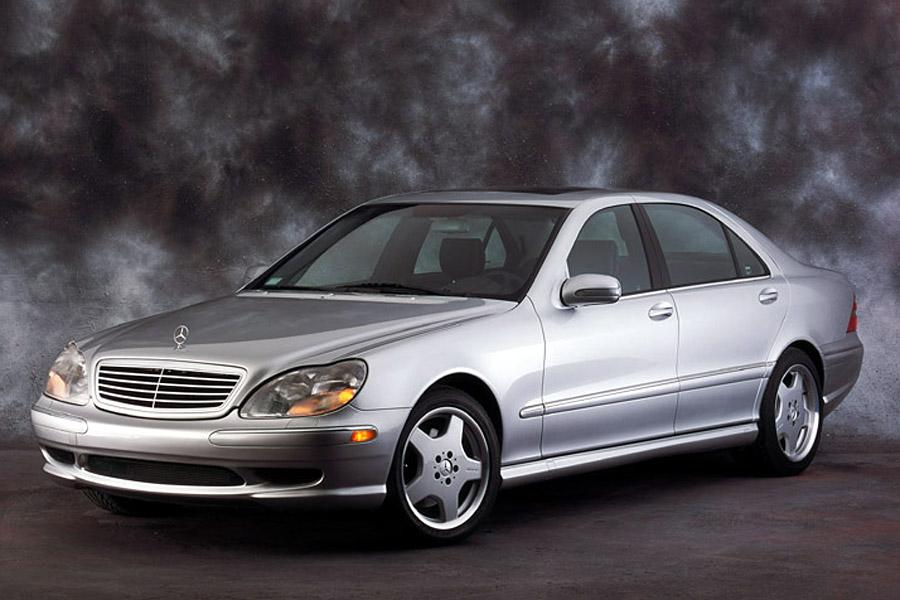 2002 mercedes benz s class overview for Mercedes benz 2002 s500 for sale