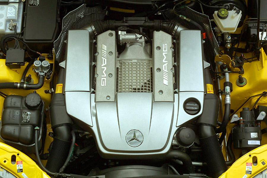 2002 Mercedes-Benz SLK-Class Photo 5 of 5