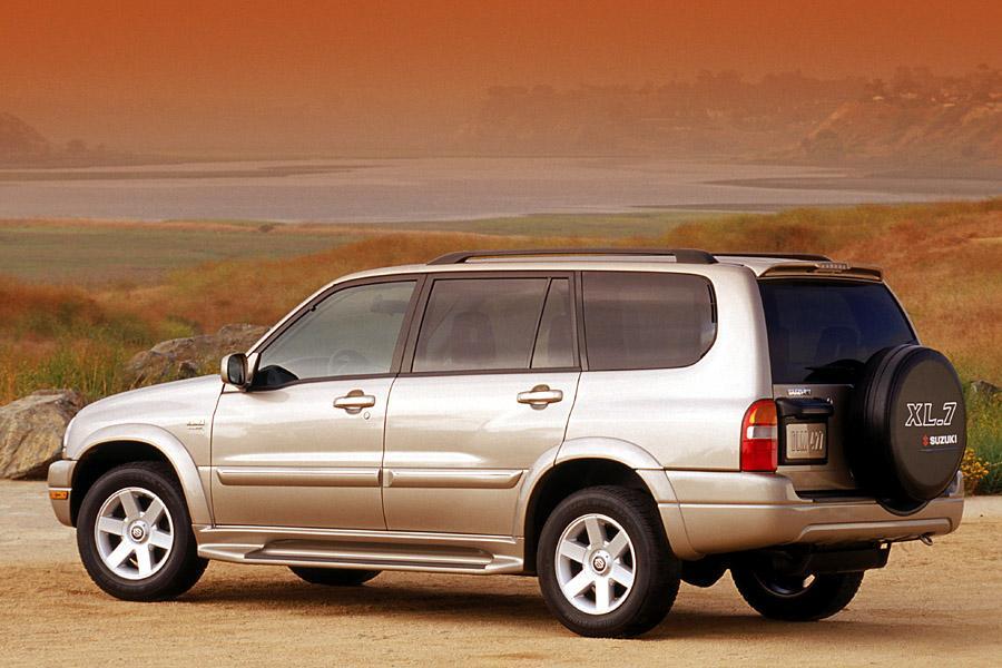 2002 Suzuki XL7 Photo 6 of 8