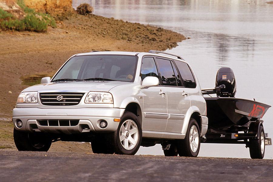 2002 Suzuki XL7 Photo 4 of 8