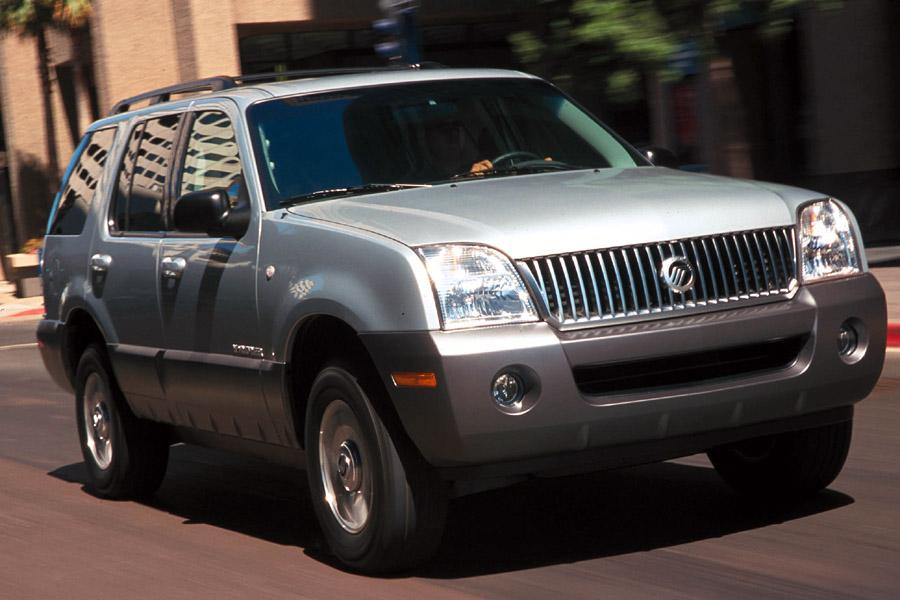 2002 Mercury Mountaineer Photo 4 of 17
