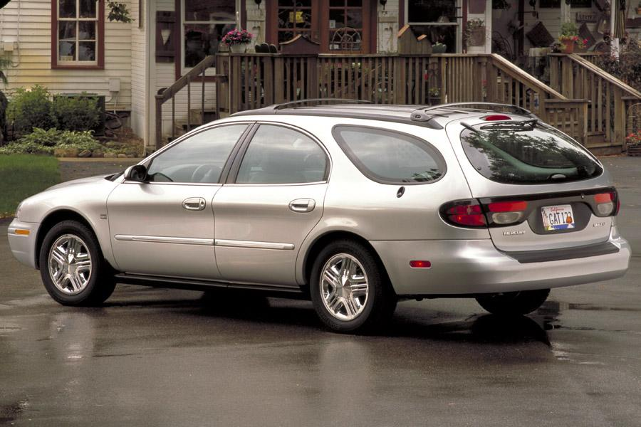 2002 Mercury Sable Photo 6 of 11