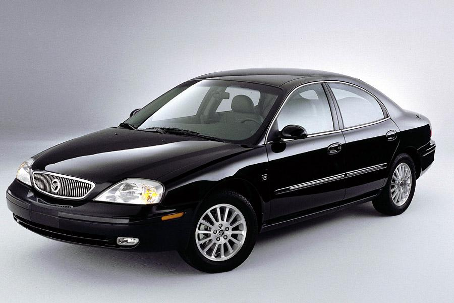2002 Mercury Sable Photo 3 of 11