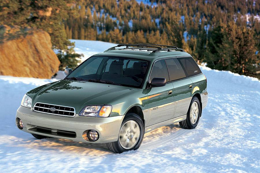 2002 Subaru Outback Photo 2 of 5