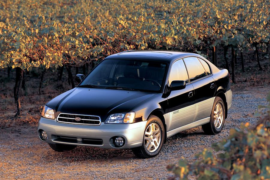 2002 Subaru Outback Photo 3 of 5