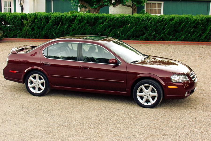 2002 Nissan Maxima Photo 3 of 9