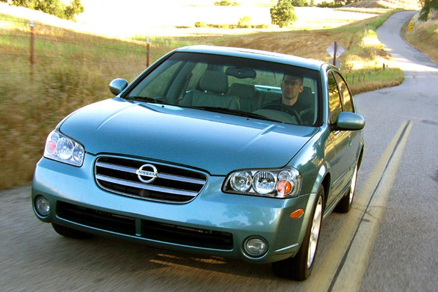 2002 Nissan Maxima Reviews, Specs and Prices | Cars.com