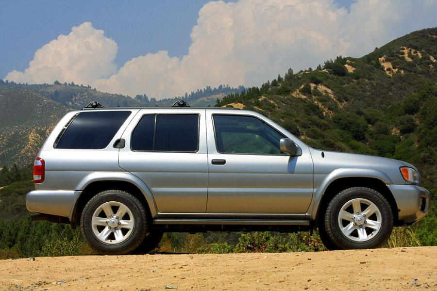 2002 Nissan Pathfinder Photo 6 of 11