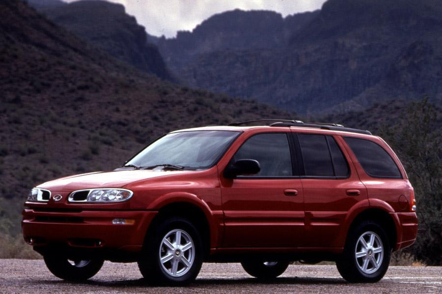 2002 Oldsmobile Bravada Photo 1 of 3