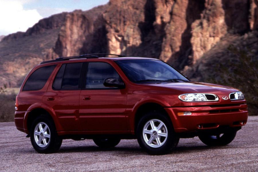 2002 Oldsmobile Bravada Photo 2 of 3