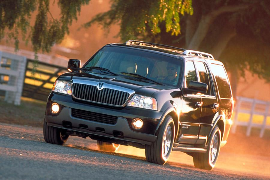 2003 Lincoln Navigator Photo 4 of 9