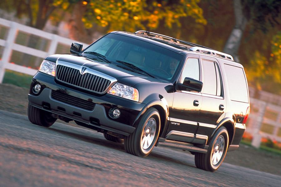 2003 Lincoln Navigator Photo 5 of 9