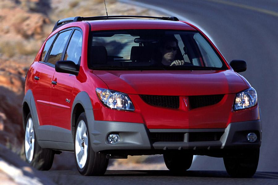 2004 Pontiac Vibe Photo 4 of 6