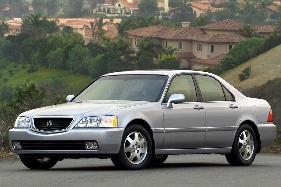 2002 acura rl overview. Black Bedroom Furniture Sets. Home Design Ideas