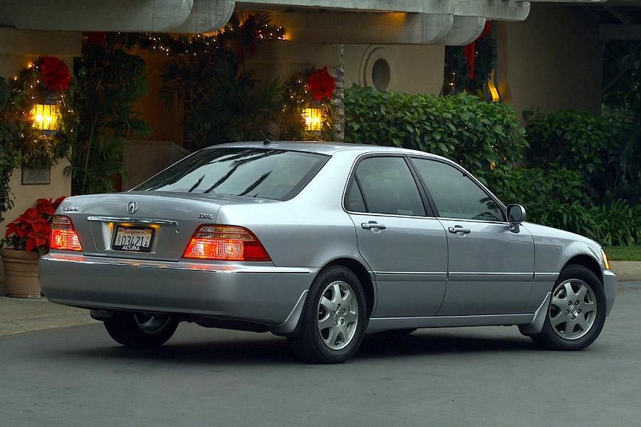 Best Suv For The Money >> 2002 Acura RL Specs, Pictures, Trims, Colors || Cars.com