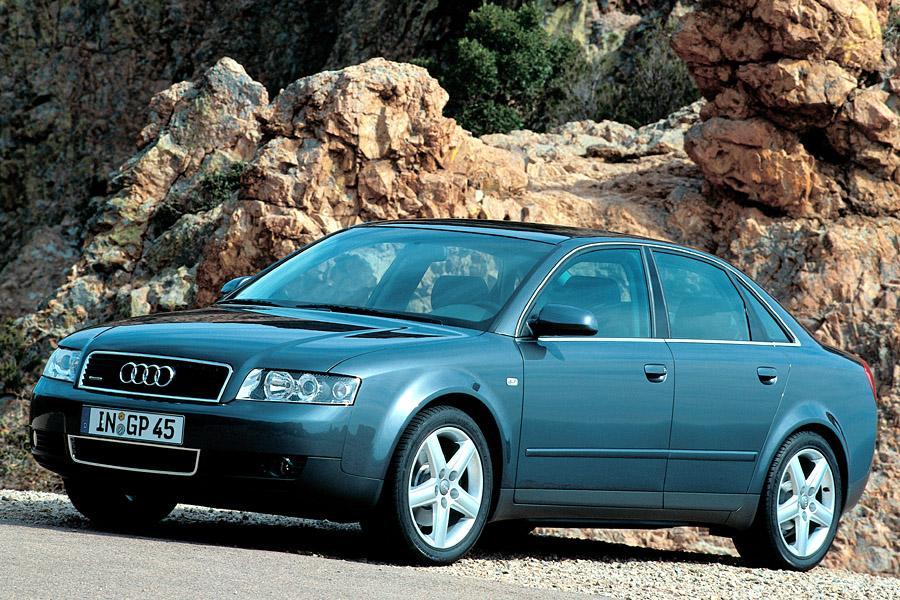 2002 Audi A4 Photo 4 of 6